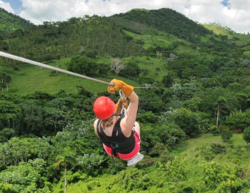 Punta Cana Daily - Excursions - Zip Line - 02