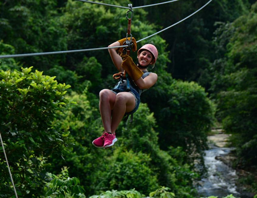 Punta Cana Daily - Excursions - Zip Line - 03