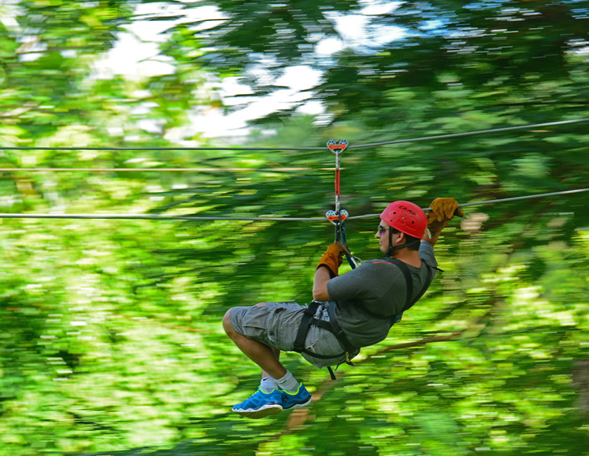 Punta Cana Daily - Excursions - Zip Line - 05