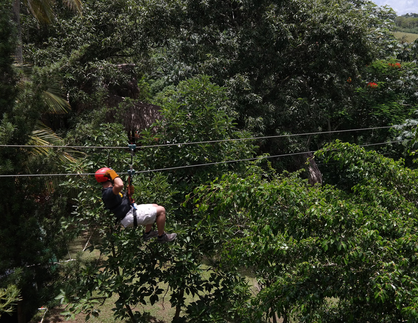 Punta Cana Daily - Excursions - Zip Line - 07