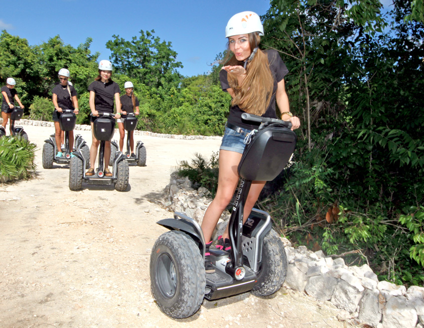 Punta Cana Daily - Excursions - Adventure Park