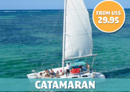 Punta Cana Daily - Excursions - Catamaran