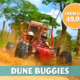 Punta Cana Daily - Excursions - Dune Buggies