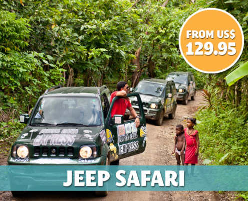 Punta Cana Daily - Excursions - Jeep Safari