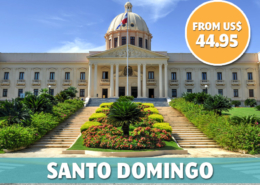 Punta Cana Daily -Excursions - Santo Domingo