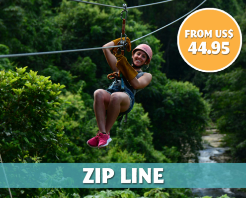 Punta Cana Daily - Excursions - Zip Line