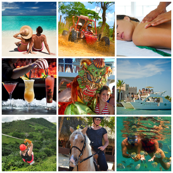 Punta Cana Daily - Booking - Excursions